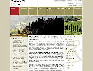 Chianti and More